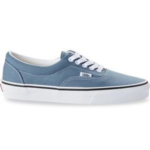 Vans Era Shoes Sneakers Blue Mirage Mens Size 10.5